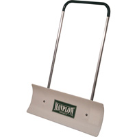 Manplow Revolution Snow Pusher — 32in.W, Model# REV32