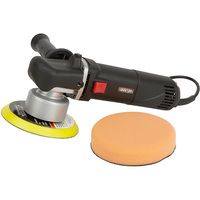 FREE SHIPPING — Ironton 6in. Dual Action Car Polisher — 5.7 Amp, 2000–6400 OPM