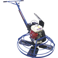 FREE SHIPPING — Marshalltown Cyclone Power Trowel Machine — 36in., 5 1/2 HP, With Lift Hook, Model# 36E55