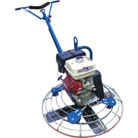 FREE SHIPPING — Cyclone Pro Edger Power Trowel — 36in., 9HP, Model# 36PE9