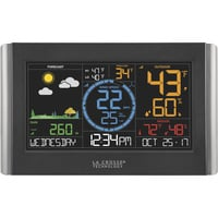 La Crosse Technology Professional Remote Monitoring Weather Station — Model# V22-WRTH-INT