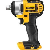 FREE SHIPPING — DEWALT 20V MAX Compact Cordless Impact Wrench Kit with Detent Pin — Tool Only, 1/2in. Drive, 150 Ft.-Lbs. Torque, Model# DCF880B