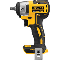 FREE SHIPPING — DEWALT 20V MAX Lithium-Ion Cordless 3/8in. Compact Impact Wrench — Tool Only, Hog Ring Anvil, 150 Ft.-Lbs. Torque, Model#DCF890B