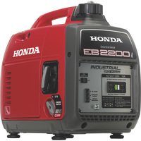 FREE SHIPPING — Honda EB2200ITA Industrial Inverter Generator — 2200 Surge Watts, 1800 Rated Watts, CARB-Compliant, Model# EB2200ITA