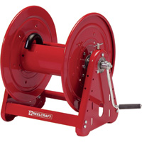 Reelcraft Hand Rewind Hose Reel — Holds 1/4in. x 425ft. Hose, Model# CA32112 L