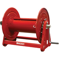 Reelcraft Hand Rewind Hose Reel — Holds 1in. x 100ft. Hose, Model# CB37118 L