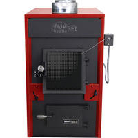 Ashley Hearth Products Wood Furnace — 140,000 BTU, Dual Blowers, EPA Certified, Model# AF1500E