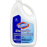 Performance Plus Clorox Clean-Up Disinfectant Cleaner with Bleach — 9-Pack of 32-Oz. Refill Bottles, Model# 35420