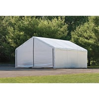 ShelterLogic Ultra Max Outdoor Canopy Enclosure Kit — Fits Item# 252306, 30ft. x 30ft. Canopy, Model# 27775