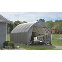 FREE SHIPPING — ShelterLogic Instant Garage-in-a-Box for SUV/Truck — 20ft.L x 13ft.W x 12ft.H, Model# 62693