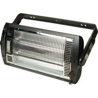 ProFusion Heat Ceiling-Mounted Workshop Heater with Halogen Light — 5200 BTUs, 1500 Watts, Model# HQ1500
