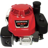 Honda GXV Series Vertical OHV Engine — 163cc, 7/8in.–1in. x 3 3/16in. Shaft, Model# GXV160UH2A12