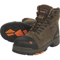 Wolverine Men's 6in. Blade LX Waterproof Work Boots – Brown, Model# W10707