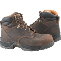 Carolina Waterproof Safety Toe Work Boots — 6in., Model# CA5520