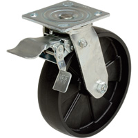 Vestil Total Locking Casters Accessory for Steel Gantry Crane