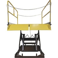Vestil Electric/Hydraulic Scissor Dock Lift