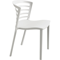 Mayline Safco Entourage Stack Chairs — Set of 4