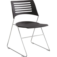 Mayline Safco Pique Chairs — Set of 4