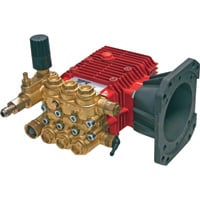 NorthStar Pressure Washer Pump — 4000 PSI, 3.5 GPM, Direct Drive, Gas, Model# NSZW3540