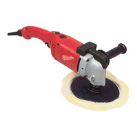 FREE SHIPPING — Milwaukee Polisher — 11 Amp, 1750 RPM, 9in. Pad Size, Model# 5460-6