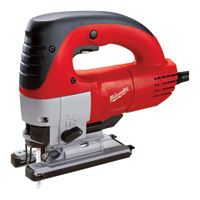 FREE SHIPPING — Milwaukee Electric Orbital Jig Saw — 6.5 Amp, 3000 SPM, Model# 6268-21