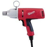 FREE SHIPPING — Milwaukee Electric Impact Wrench — 7 Amps, 7/16in., 315Ft.-Lbs. Torque, Model# 9092-20