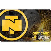 FREE SHIPPING — Northern Gift Card — $25.00