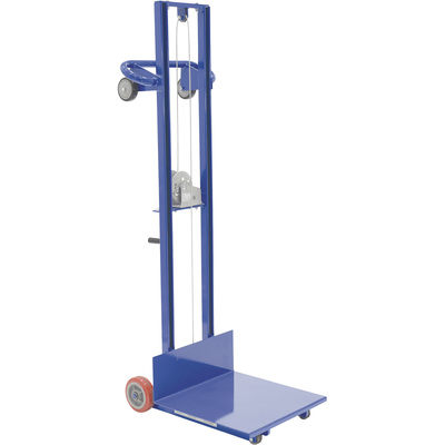 """Vestil Lite Load Lift with Hand Winch Operation, Model# LLW-202058-FW"""