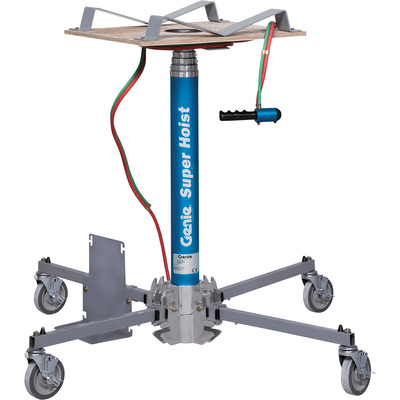 """Genie Super Hoist Material Lift - 250-Lb. Load Capacity, 18ft. 4 1/2in. Lift Height, Model# GH 5.6"""