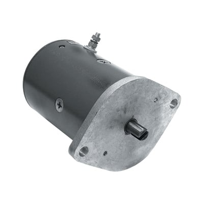 S.A.M. Replacement Snowplow Motor — Western 4.5in. Old Style, Model# 1306320