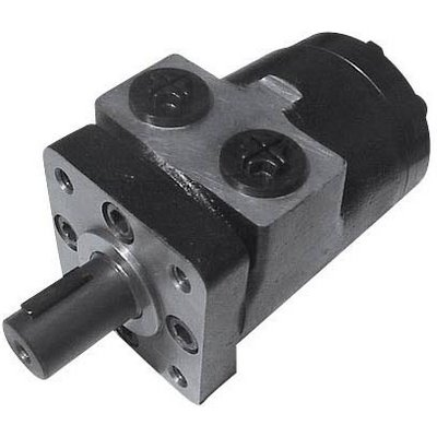 Hydraulic Motors + Mounting Brackets