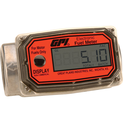 Control Valves + Fuel Meters