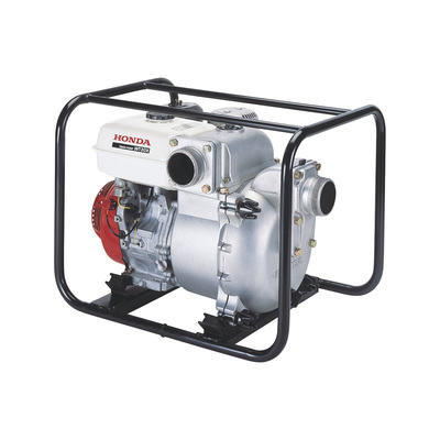 Honda Self-Priming Construction Trash Water Pump — 3in. Ports, 19,020 GPH, 1 1/16in. Solids Capacity, 270cc Honda GX270 Engine, Model# WT30XK4A