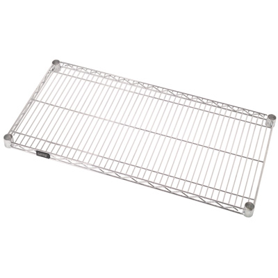 Quantum Additional Shelf for Wire Shelving System — 72in.W x 30in.D, Model# 3072C