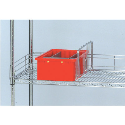 Quantum Divider for Wire Storage System — 12in., Model# DIV12