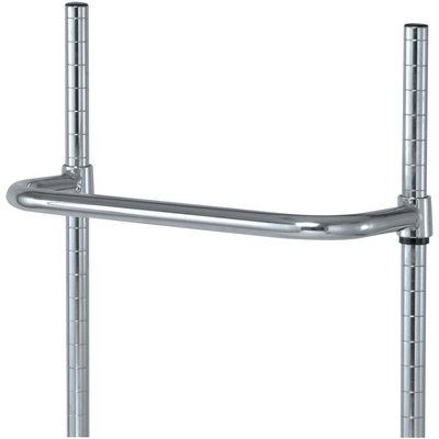 Quantum Wire Shelving Accessories — 18in. Push Handle, Model# PH18