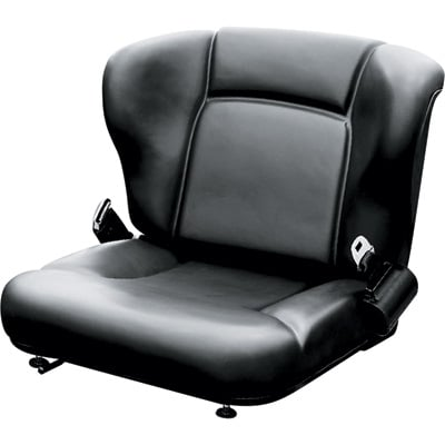 Wise Toyota-Style Universal Bucket Seat Assembly — Black, Model# WM1357