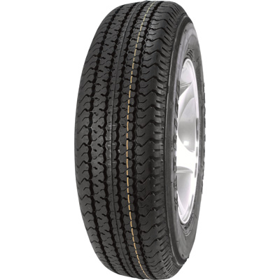 """FREE SHIPPING - Martin Wheel High Speed Radial Trailer Tire - ST225/75R15, Model# 225R5C-I"""