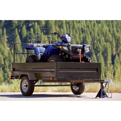 FREE SHIPPING - North Star Trailer Multistar Multiuse Trailer Kit - 5ft. x 8ft.