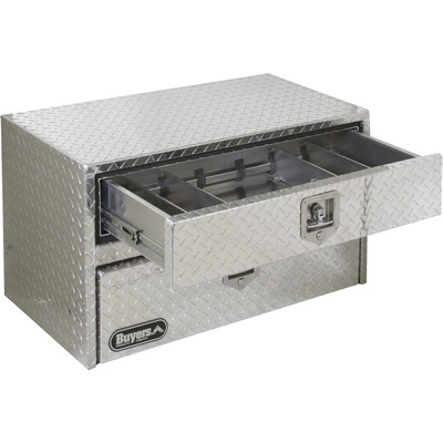 Buyers Products Aluminum Underbody Truck Box With Drawer