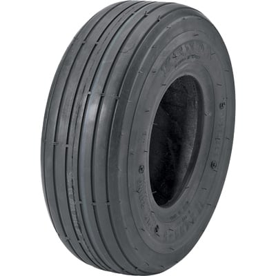 Kenda Tubeless Ribbed Tread Replacement Tire - 11 x 400-5
