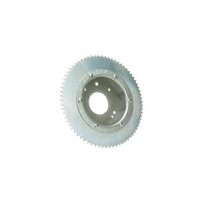 Minibike Drum and 72 Tooth Sprocket
