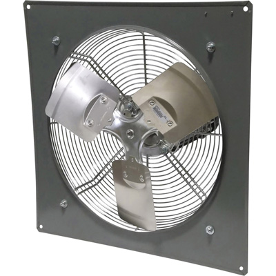 """Canarm Explosion-Proof, Single-Speed Exhaust Fan - 24in., 1/3 HP, 5,520 CFM, Model# P24-4"""