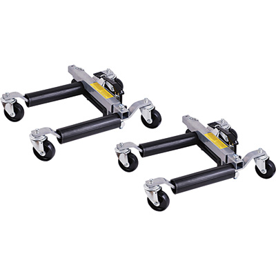 """Northern Industrial Tools Hydraulic Vehicle Positioning Jacks - 12in., Pair, Model# 148331"""