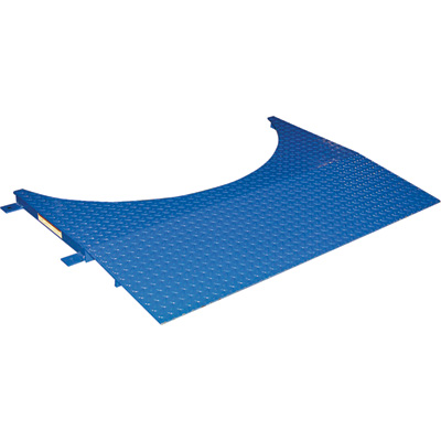 Vestil Approach Ramp for Stretch Wrap Machines, Model# SWA-R-4836