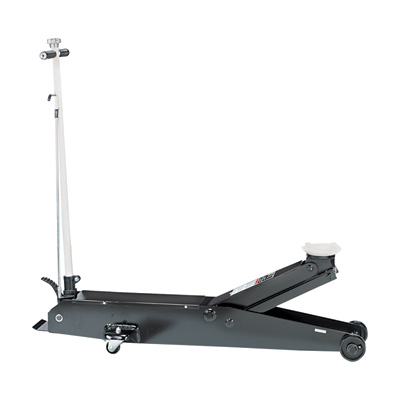 """Omega Hydraulic Fast Lift Long Chassis Jack - 5-Ton Capacity, 27in. Max. Lift, Model# 22050C"""