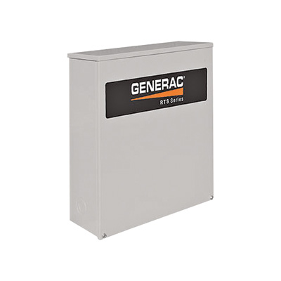 FREE SHIPPING — Generac RTS Automatic Generator Transfer Switch — 600 Amps, 120/208 Volts, 3-Phase, Model# RTSN600G3