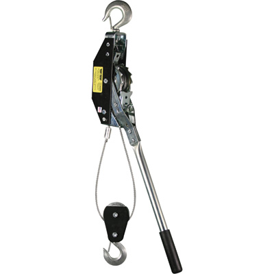 """Tuf-Tug Capacity Cable Hoist/Puller - 4000 Lbs., Model# TT4000-6C"""