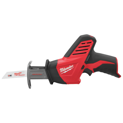 FREE SHIPPING — Milwaukee M12 Hackzall Reciprocating Saw — Tool Only, 12 Volt, Model# 2420-20