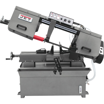 """FREE SHIPPING - JET Horizontal Metal Band Saw - 9in. x 16in., Model# HBS-916W"""